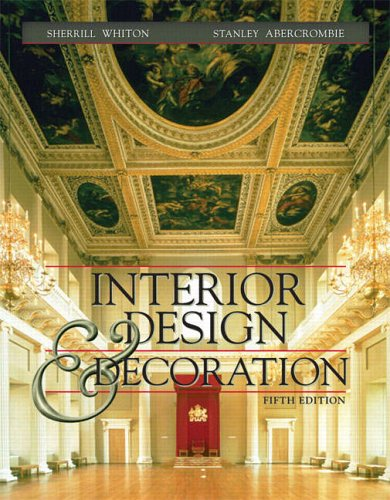 9780130307484: Interior Design and Decoration