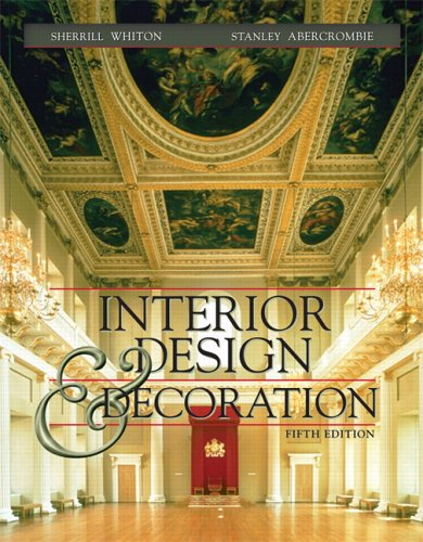9780130307484: Interior Design and Decoration (5th Edition)