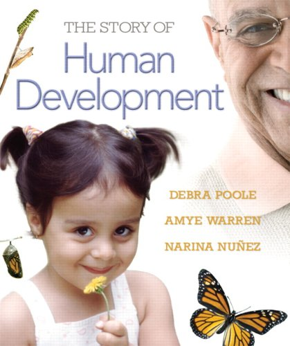 9780130307521: The Story of Human Development