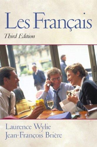 9780130307743: Les Français (3rd Edition)