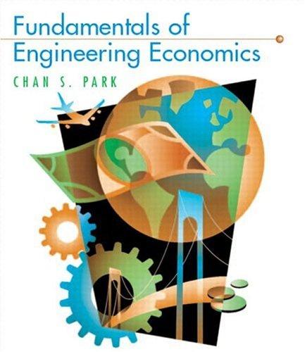 9780130307910: Fundamentals of Engineering Economics