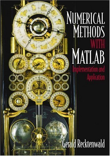 9780130308023: Numerical Methods With Matlab: Implementations and Applications