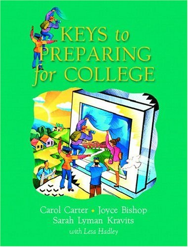 9780130308061: Keys to Preparing for College