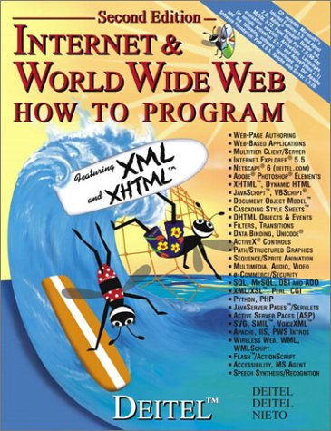 9780130308979: Internet & World Wide Web How to Program (2nd Edition)