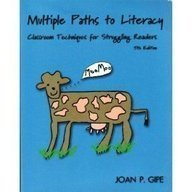 9780130308993: Multiple Paths to Literacy: Classroom Techniques for Struggling Readers, K-12 (5th Edition)