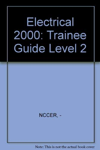 9780130309204: Electrical Trainee Guide