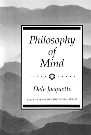 9780130309334: Philosophy of Mind (Foundations of Philosophy)