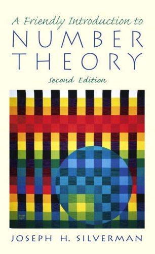 9780130309549: A Friendly Introduction to Number Theory (2nd Edition)
