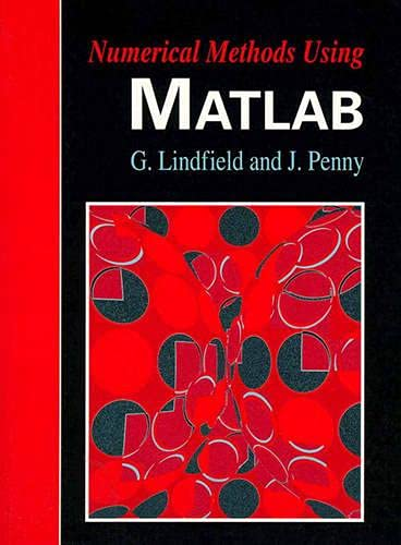 9780130309662: Numerical Methods Using Matlab (Ellis Horwood Series in Mathematics & Its Applications)