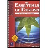 9780130309730: The Essentials of English: A Writer's Handbook