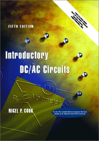 9780130310835: Introductory DC/AC Circuits (5th Edition)