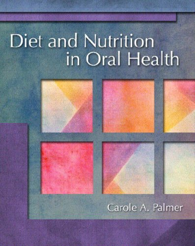 9780130313843: Diet and Nutrition in Oral Health