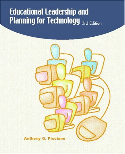 9780130313928: Educational Leadership and Planning for Technology