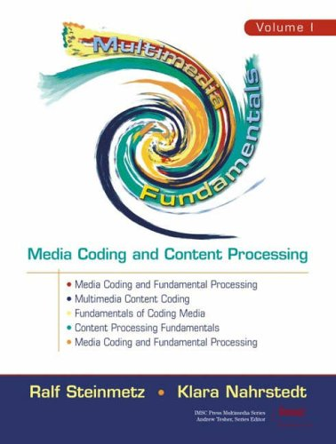 9780130313997: Multimedia: Computing, Communications and Applications: 1 (IMSC Press multimedia series)