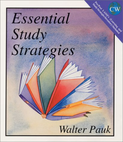 9780130314161: Essential Study Strategies