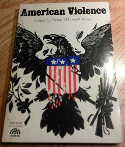 9780130316172: American Violence