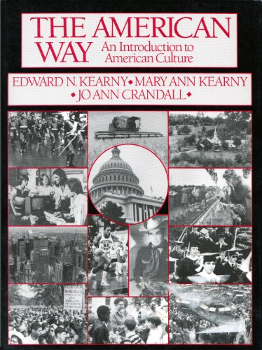 9780130316820: The American Way: An Introduction to American Culture