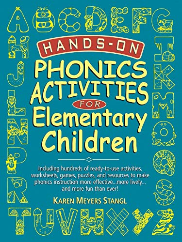 9780130320162: Hands-On Phonics Activities for Elementary Children