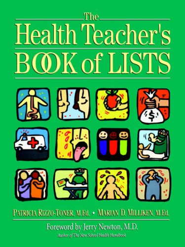 9780130320179: The Health Teacher's Book of Lists (J-B Ed: Book of Lists)