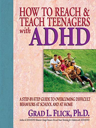 9780130320216: How To Reach & Teach Teenagers with ADHD
