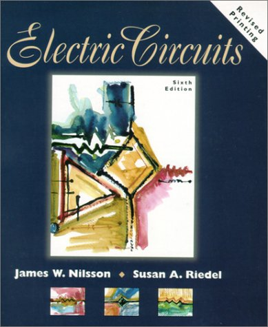 9780130321206: Electric Circuits, Revised Printing