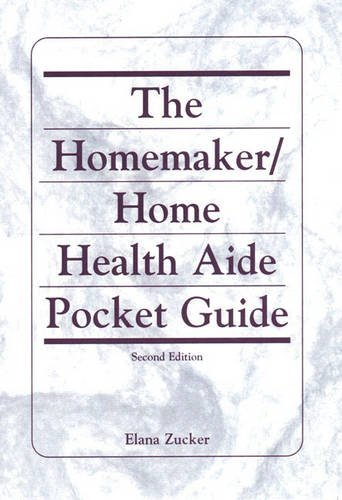 9780130321848: The Homemaker / Home Health Aide Pocket Guide (2nd Edition)