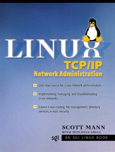 9780130322203: Linux TCP/IP Network Administration (SGI Linux)