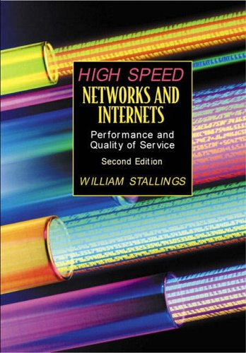 9780130322210: High Speed Networks and Internets: Performance and Quality of Service
