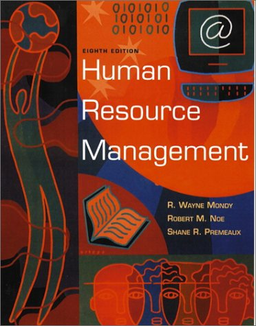 9780130322807: Human Resource Management (8th Edition)