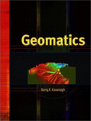 Geomatics: Barry F. Kavanagh