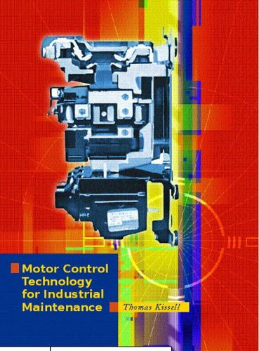 9780130322913: Motor Control Technology for Industrial Maintenance
