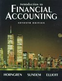 Introduction to Financial Accouting