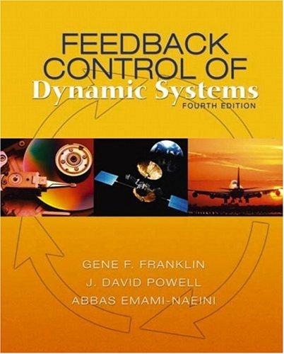 9780130323934: Feedback Control of Dynamic Systems, 4th Edition