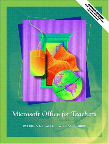 Microsoft Office for Teachers: Patricia J. Fewell,