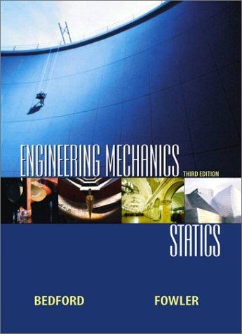 9780130324726: Engineering Mechanics: Statics (3rd Edition)