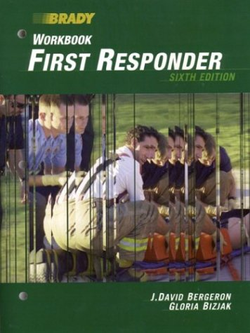 9780130324870: First Responder Workbook