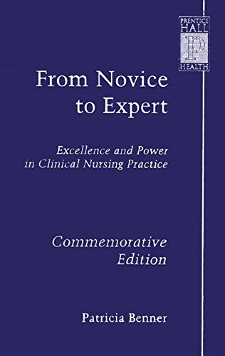 9780130325228: From Novice to Expert: Excellence and Power in Clinical Nursing Practice