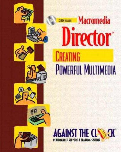 9780130325235: Macromedia Director 8: Creating Powerful Multimedia