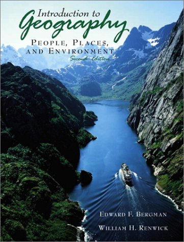 9780130325396: Introduction to Geography: People, Places, and Environment (2nd Edition)