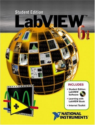 9780130325501: Labview Student Edition 6I