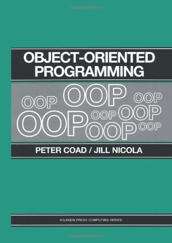 9780130326164: Object-Oriented Programming (Yourdon Press Computing Series)