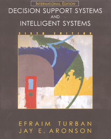 9780130327239: Decision Support Systems and Intelligent Systems (Prentice Hall international editions)