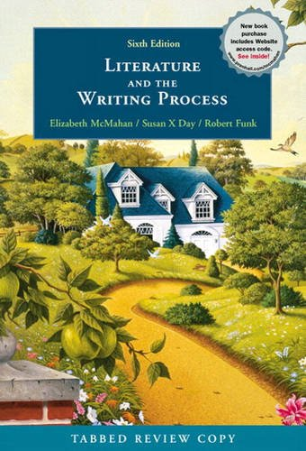 9780130327413: Literature and the Writing Process, 6th Edition