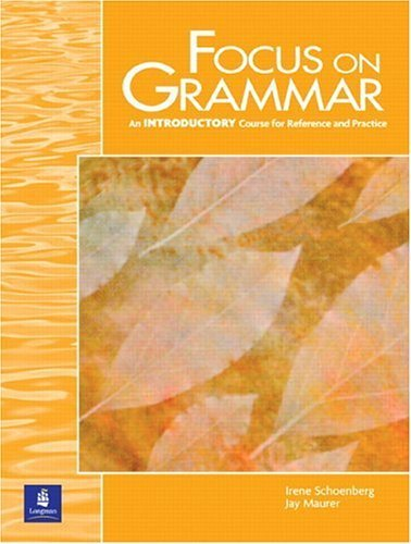 9780130327451: Focus on Grammar: Basic
