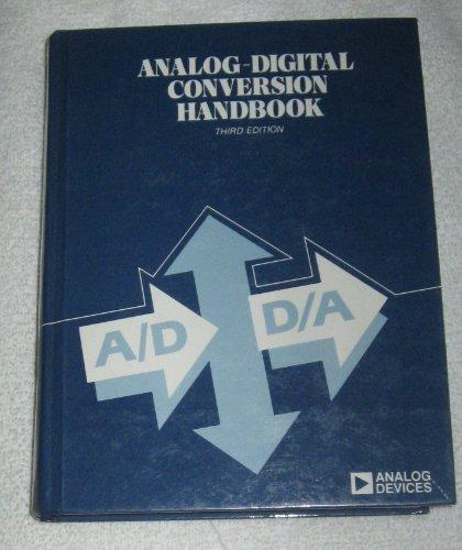 9780130328489: Analogue/Digital Conversion Handbook (Analog Devices Technical Handbooks)