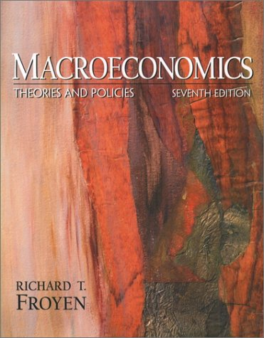 9780130328595: Macroeconomics: Theories and Policies (Prentice-Hall Series in Economics)