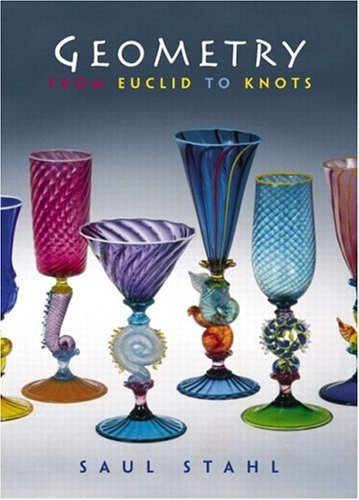 9780130329271: Geometry: From Euclid to Knots