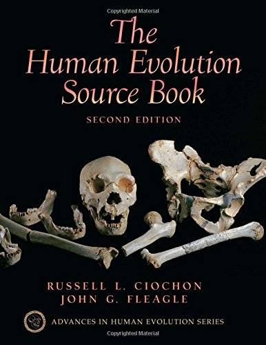 9780130329813: Human Evolution Source Book (Advances in Human Evolution)