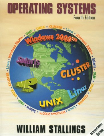 9780130329868: Operating Systems: Internals and Design Principles (International Edition)