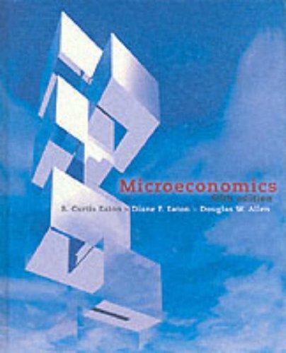 9780130330116: Microeconomics (5th Edition)